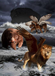 Vision of the 4 Beast