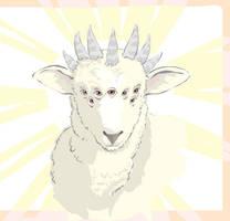 Revelation Lamb of GOD by NMRosario