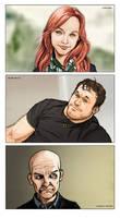 X-Men Roll Call 1