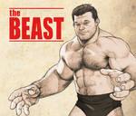 Pro-Wrestler Beast