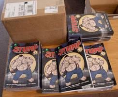 Stack of Stump #1 Comic Books by NMRosario
