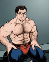 Hank McCoy #52 by NMRosario