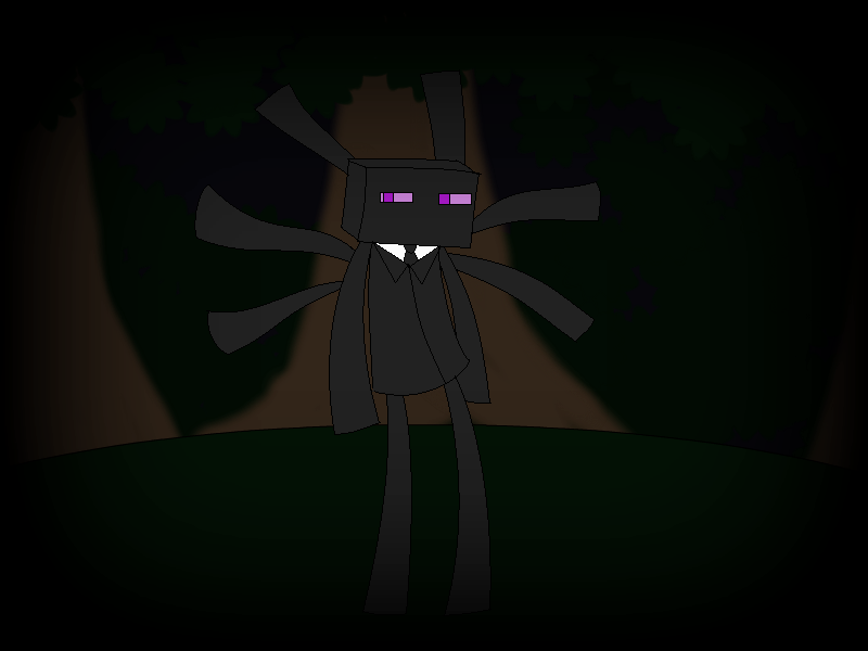 the gallery for gt minecraft slenderman vs herobrine vs