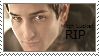 STAMP Mitch Lucker REST IN PEACE by IsaacLover