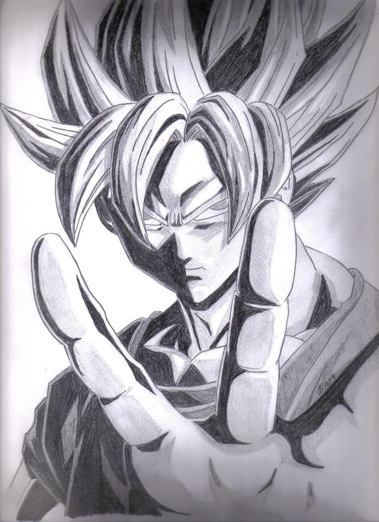 Los mejores dibujos de Dragon ball z  Taringa