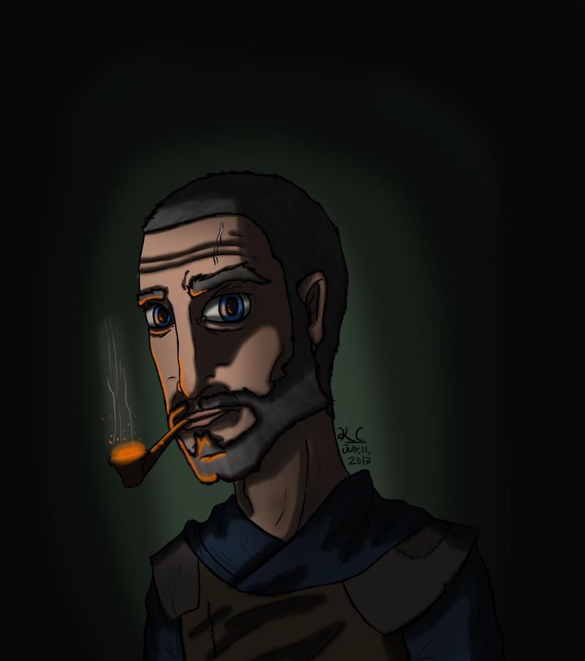 Brom the Storyteller by Odahviing