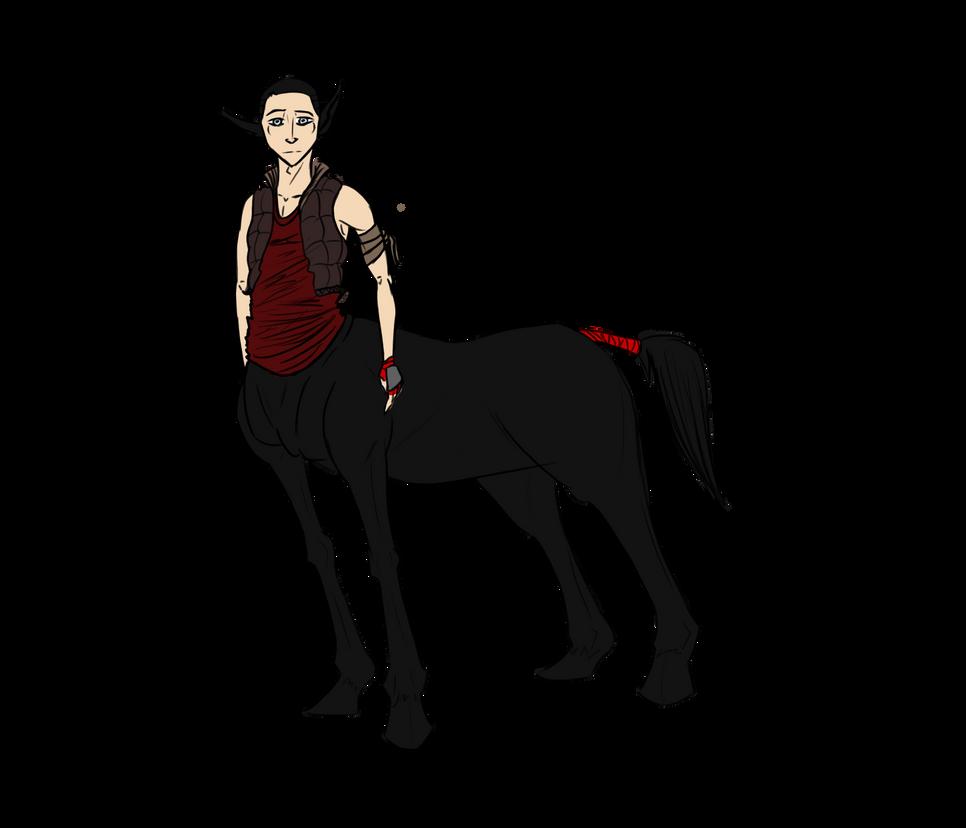 Centaur Adopt 2 (Sold) by Odahviing