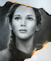 Catching Fire by qqClare