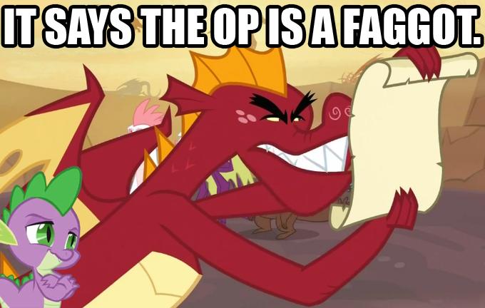 dragon-opisafaggot by DrZackrosImageMacros