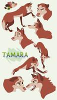A Page Of Tamara