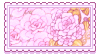 macoto blossoms stamp by molly-stamps
