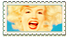 marilyn by molly-stamps