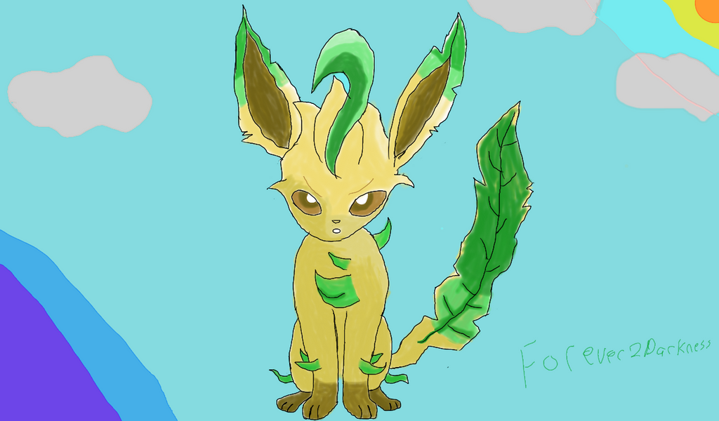 Shiny Leafeon Images - Reverse Search