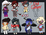 Lads, Lads come get your lads! OPEN ADOPTS 4/8
