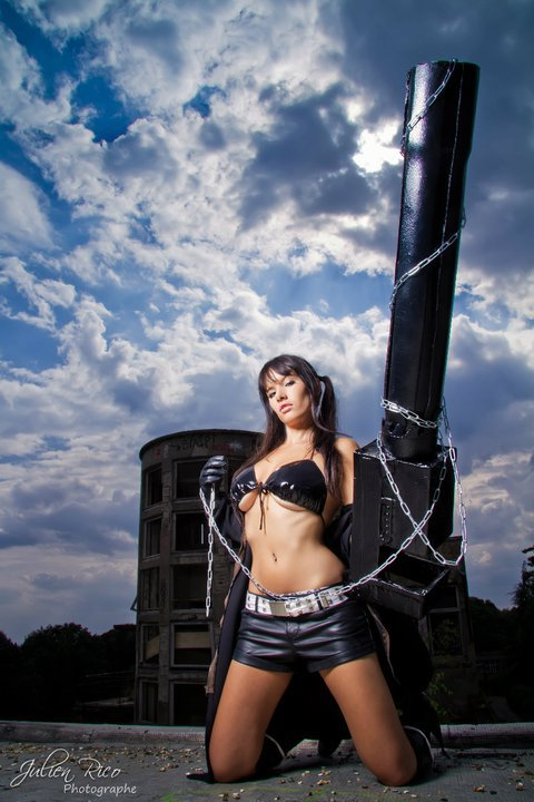 Black Rock Shooter by LexiStrife