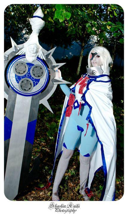 V-13 From Blazblue by LexiStrife