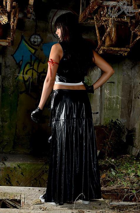 Tifa Lockhart by LexiStrife