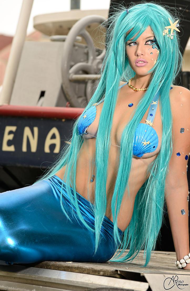 The new Little Mermaid by LexiStrife on DeviantArt