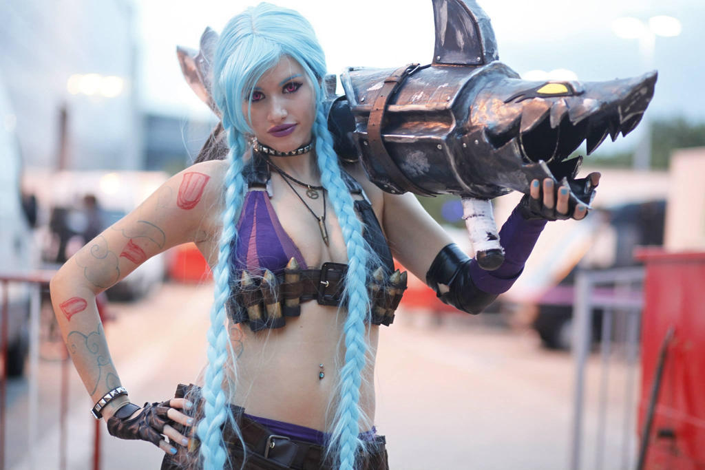 Get Jinxed ! by LexiStrife