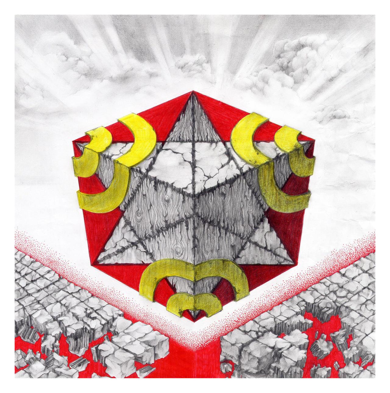 Inner Cube 1 - 2009 by MBKKR