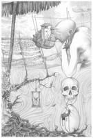 Inbetween birth and death... by MBKKR
