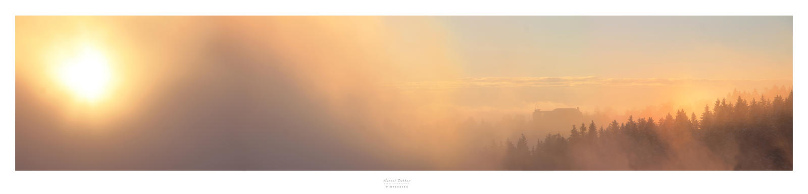 Foggy morning in Winterberg by MBKKR