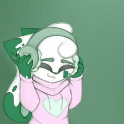 minty (gift for o0cosmiclatte0o) by itsNiico