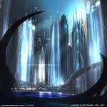 Fantasy Flight Games 'REX' Artwork 7
