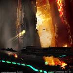 Fantasy Flight Games 'REX' Artwork 8