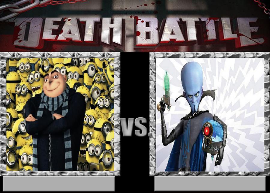Death Battle Idea 3 by WeirdKev-27