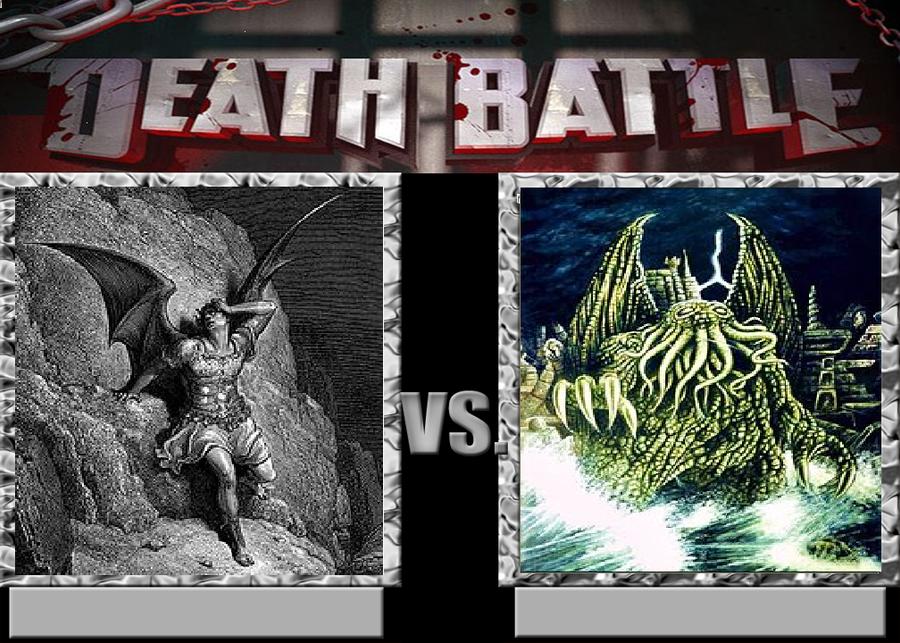 Death Battle Idea 18 by WeirdKev-27