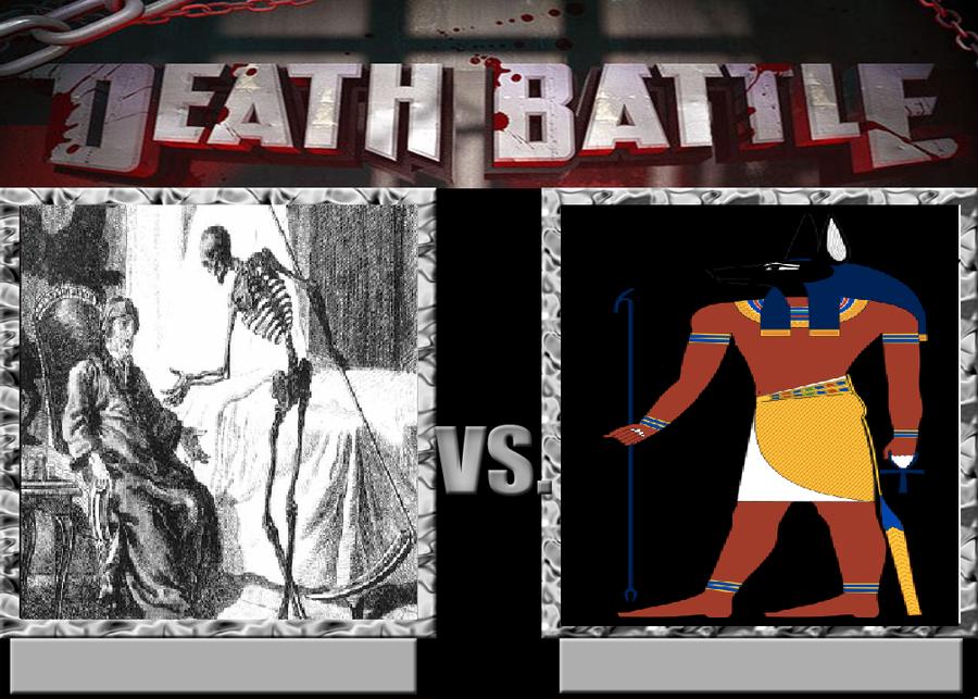 Death Battle Idea 45 by WeirdKev-27