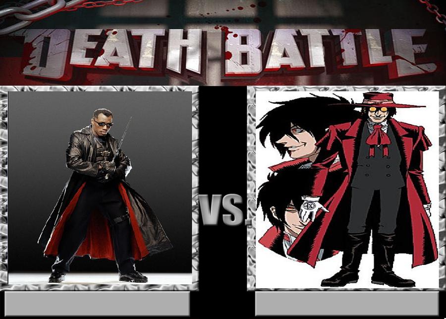 Death Battle Idea 52 by WeirdKev-27