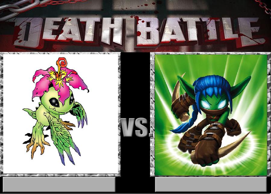 Death Battle Idea 60 by WeirdKev-27
