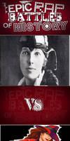 ERBOH Amelia Earhart vs Carmen Sandiego