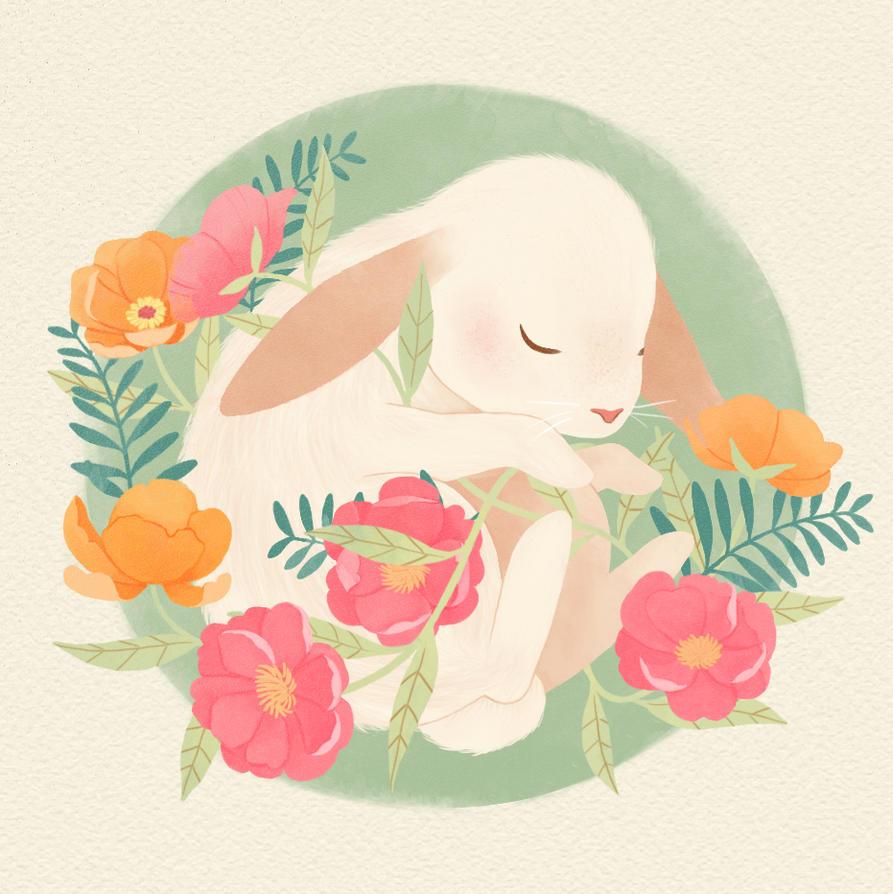 Bunny by Atia-ink