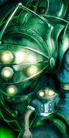 Bigdaddy - BioShock