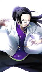 Jin by bloodink6