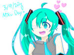 Happy 39 (Miku) Day!!