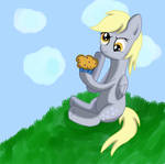 NATG Day 15 Draw a Pony Being Inquisitive