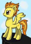 Pony Doodles: Spitfire