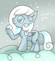 Winter is here by WolfyOmega