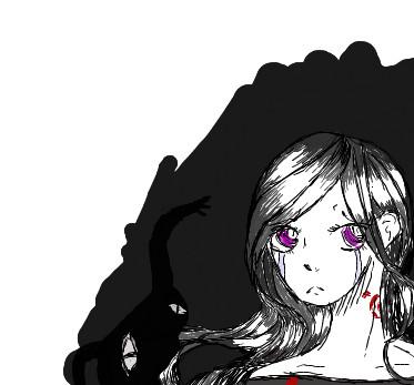 Sorrow doodle by MrsKimblee