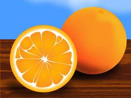 Vector Orange by vl2r