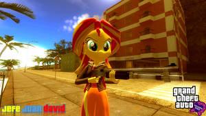 Grand Theft Auto Equestria Girls (04)