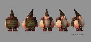 Thoron - Character Design