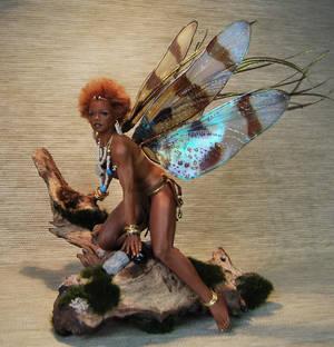 ooak african fairy kiara 2