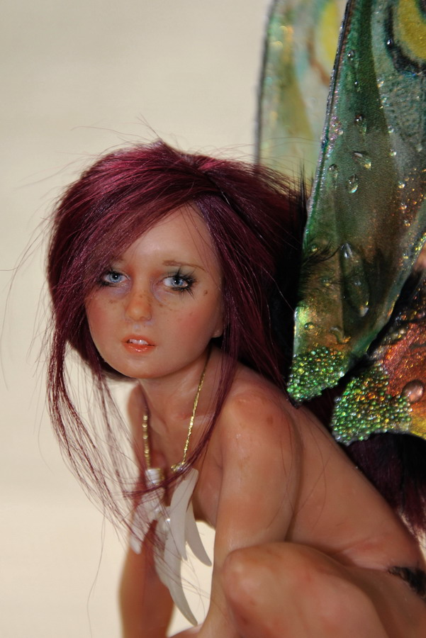 Mantis fairy 6 by fairiesndreams