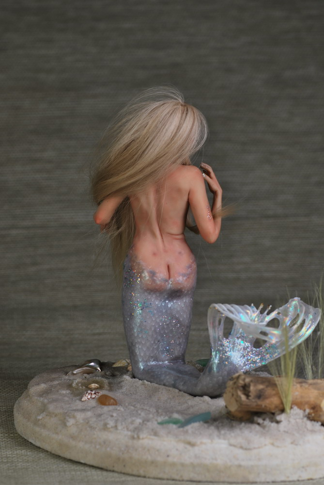 Tamara the mermaid queen 3 ( gemma ward inspired) by fairiesndreams