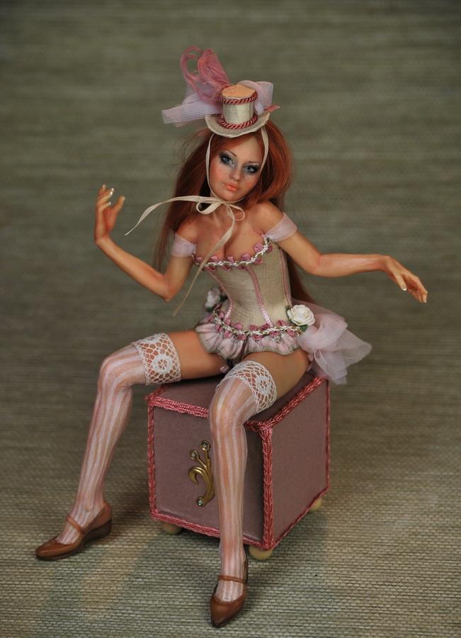 Kiki Burlesque girl 2 by fairiesndreams